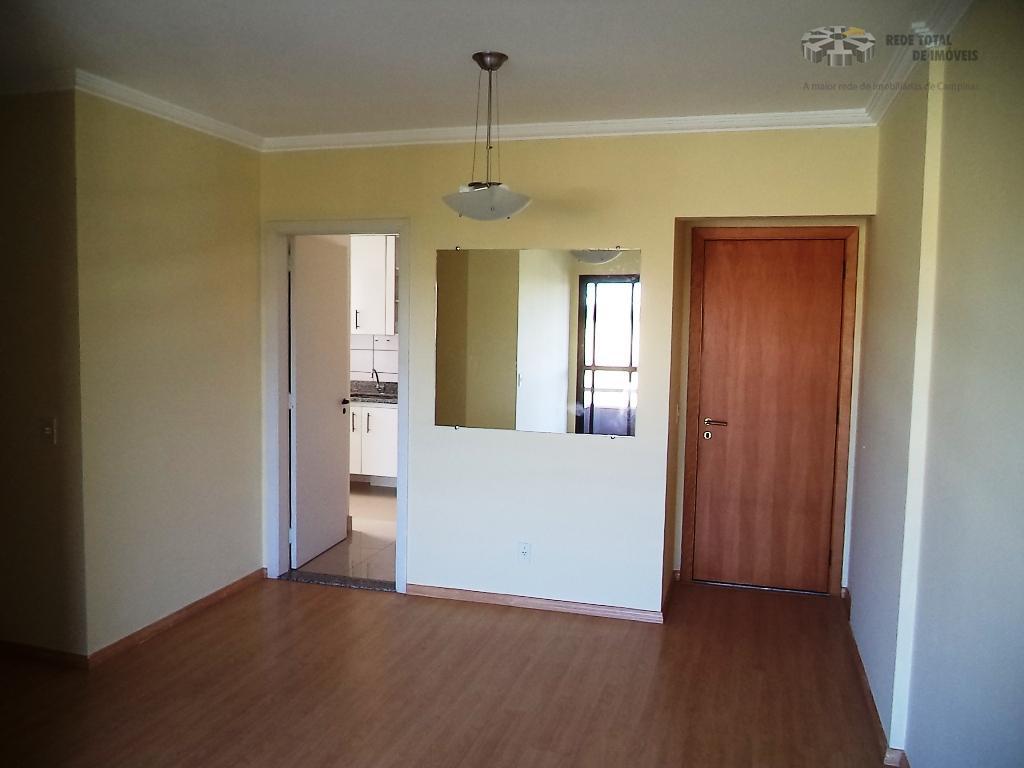 Apartamento residencial para venda e locação, Parque Prado, Campinas.