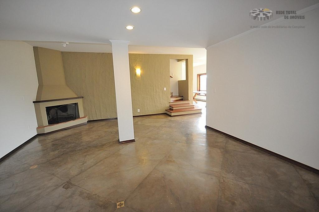 Casa residencial para venda e locação, Sousas, Campinas - CA0987.