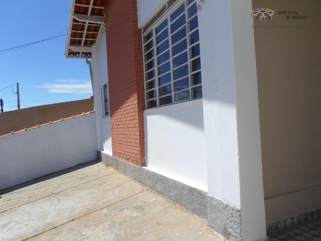 Casa residencial para locação, Jd Nova  Europa, Campinas.