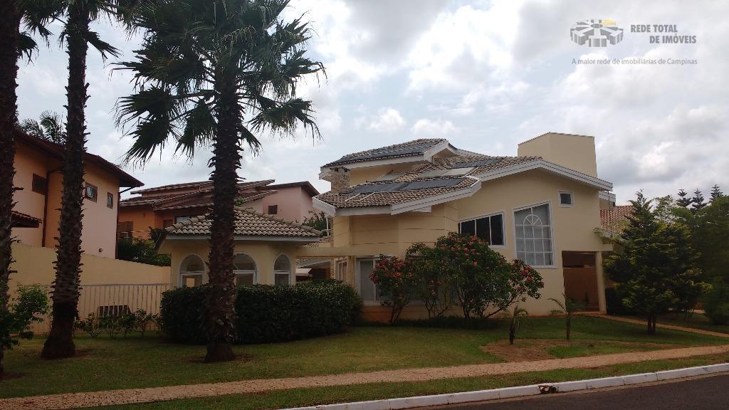 Casa residencial para venda e locação, Loteamento Residencial Barão do Café, Campinas - CA10426.