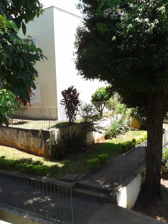 Apartamento residencial para locação, Jardim Proença, Campinas - AP1482.