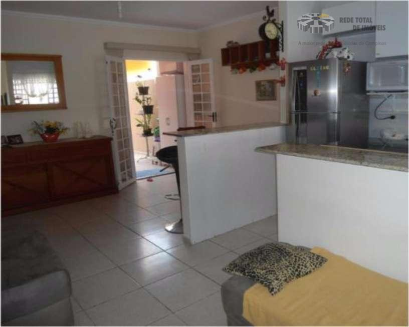 Casa residencial à venda, Parque Jambeiro, Campinas.