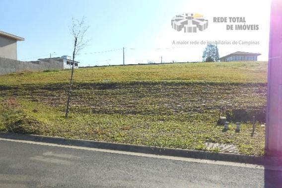 Terreno residencial à venda, Loteamento Parque dos Alecrins, Campinas - TE1589.