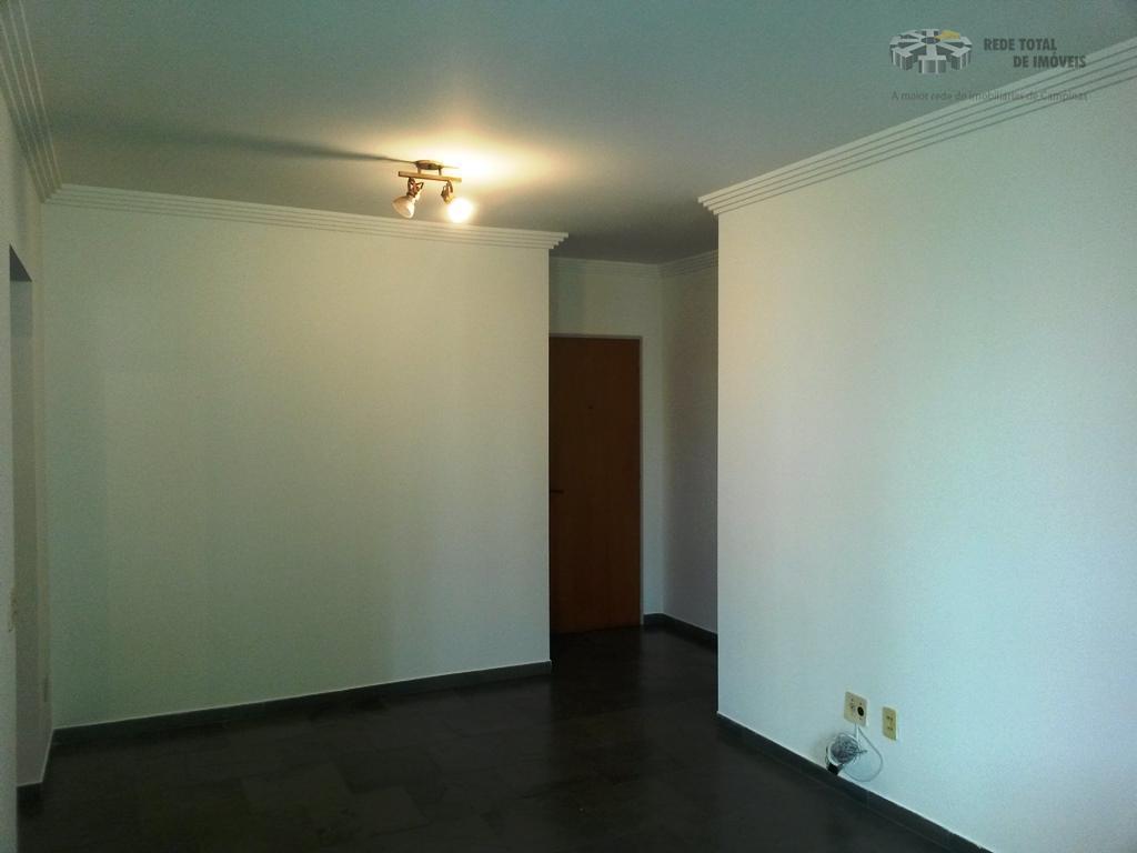Apartamento residencial à venda, Botafogo, Campinas.
