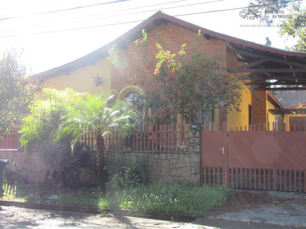 Casa residencial para venda e locação, Cidade Universitária, Campinas - CA4004.