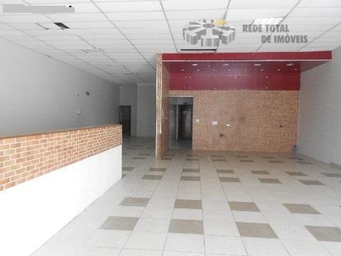 Galpão comercial para locação, Jardim do Trevo, Campinas - GA0273.