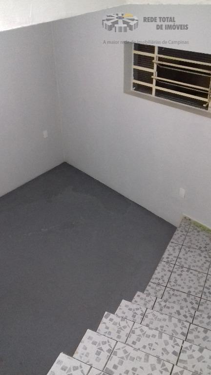 Casa residencial para locação, Jardim das Oliveiras, Campinas.