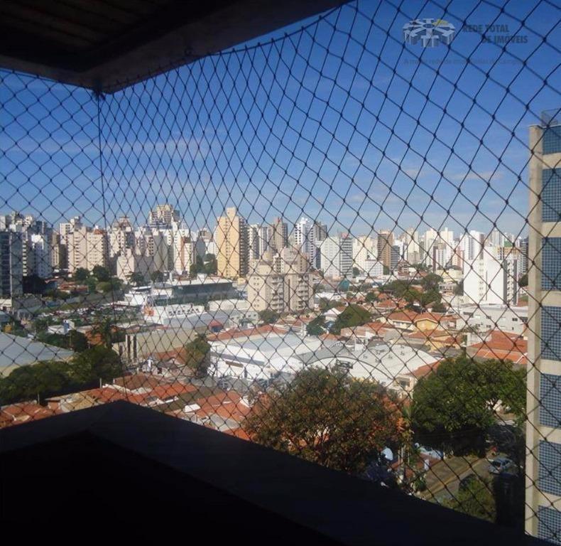 Apartamento residencial à venda, Guanabara, Campinas - AP5412.
