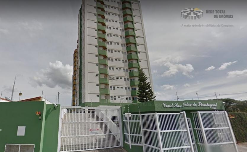 Apartamento residencial à venda, Parque Taquaral, Campinas - AP2290.
