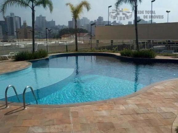 Apartamento residencial à venda, Bonfim, Campinas - AP4106.