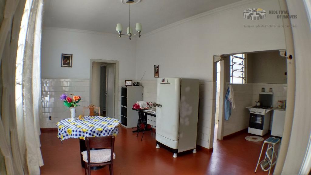 Casa residencial à venda, Jardim Guanabara, Campinas - CA3479.