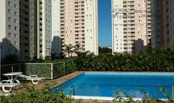 Apartamento residencial à venda, Parque Prado, Campinas - AP4216.