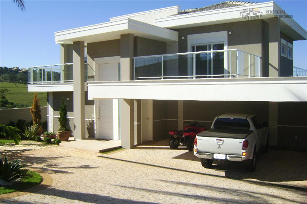 Casa residencial à venda, Residencial Jaguari (Sousas).