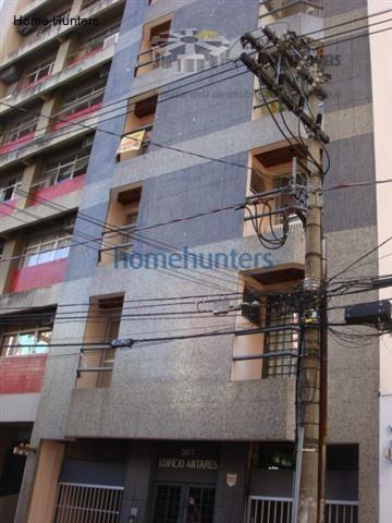Apartamento residencial para locação, Centro, Campinas - AP5355.