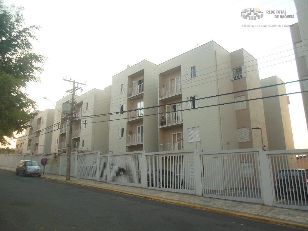 Apartamento residencial para locação, Jardim Paulicéia, Campinas.