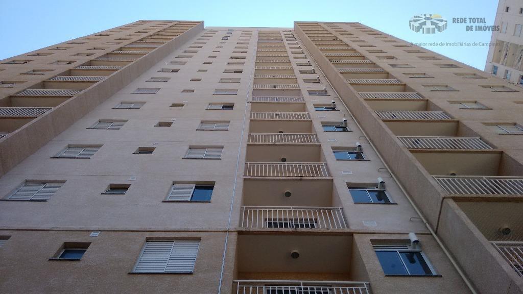 Apartamento residencial à venda, Vila Industrial, Campinas - AP4534.