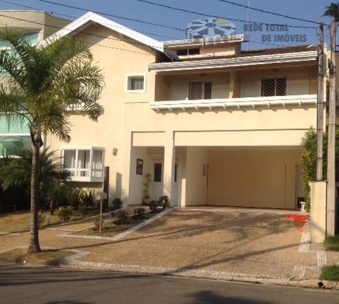Casa residencial à venda, Parque Prado, Campinas.