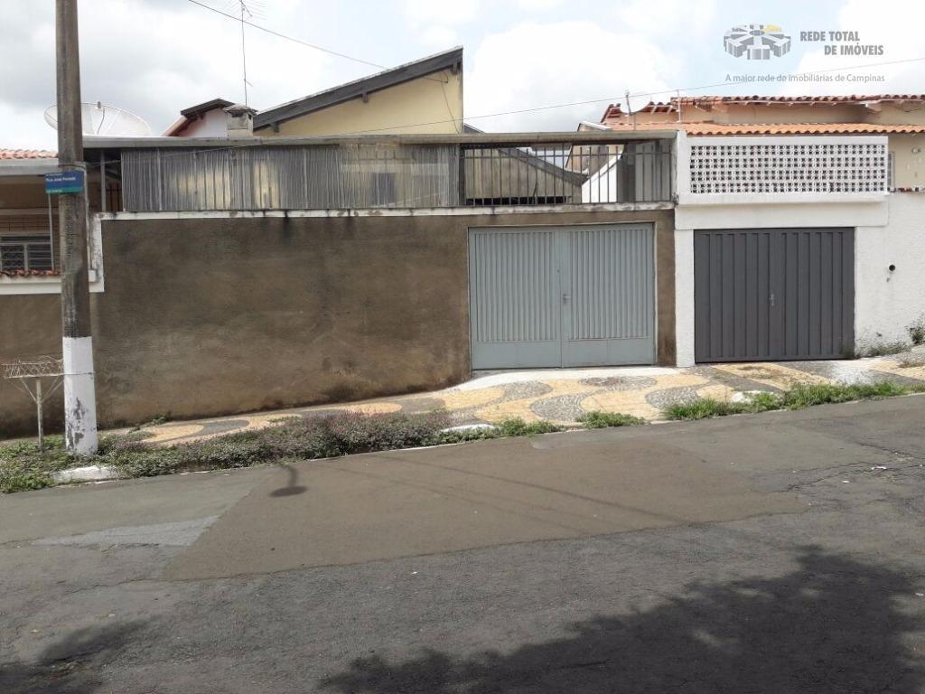 Casa residencial para locação, Jardim Proença, Campinas.