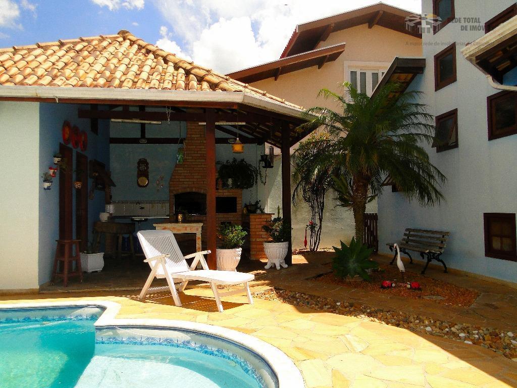 Casa residencial para locação, Caminhos de San Conrado, Campinas.