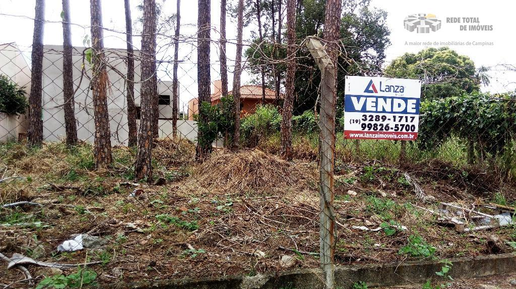 Terreno residencial à venda, Cidade Universitária, Campinas - TE0851.