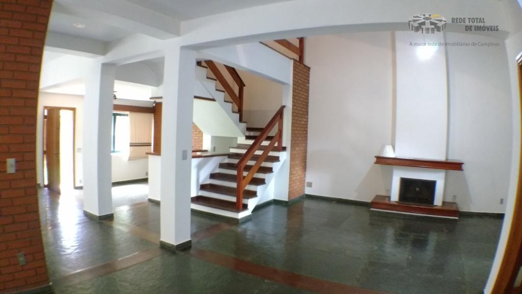 Casa residencial para locação, Cidade Universitária, Campinas - CA3523.