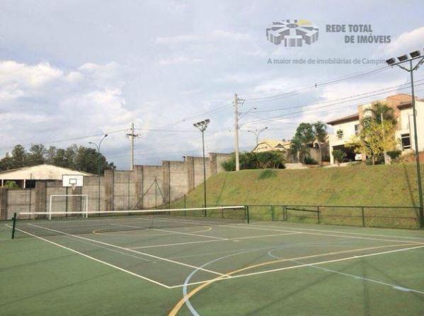 Terreno residencial à venda, Swiss Park, Campinas - TE1972.