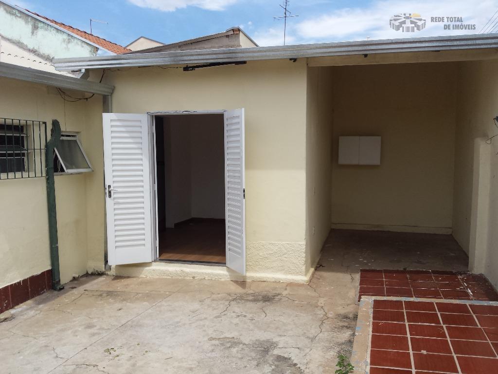 Casa residencial à venda, Vila Itália, Campinas.