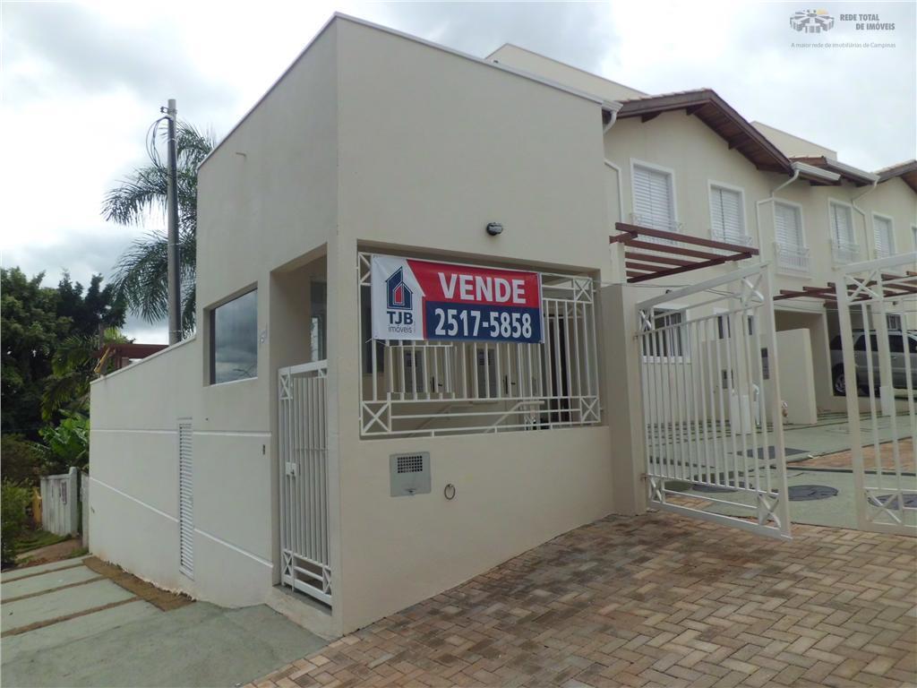 Casa residencial à venda, Jardim Santa Cândida, Campinas - CA0326.