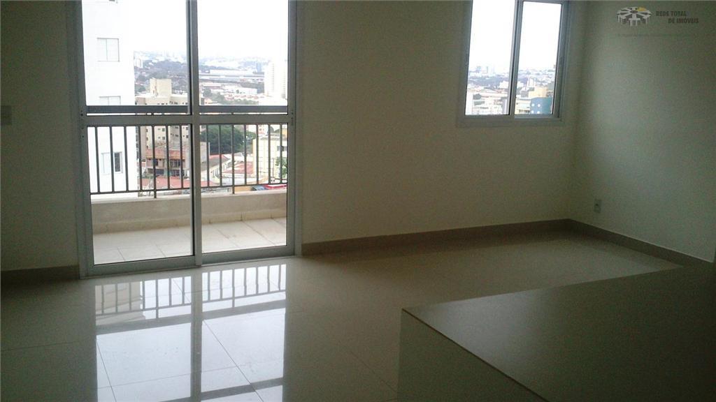 Apartamento residencial para locação, Jardim Chapadão, Campinas - AP3405.