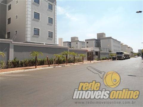 Apartamento residencial para locação, Santa Maria, Uberaba - AP0481.