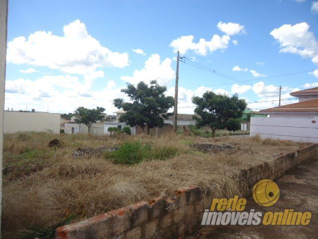 Terreno residencial à venda, Parque do Mirante, Uberaba - TE0160.
