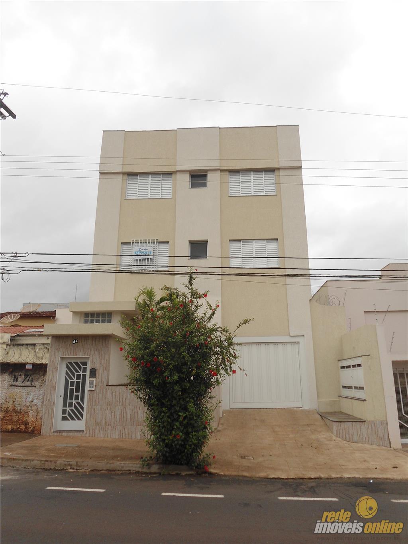 Apartamento  residencial para locação, Boa Vista, Uberaba.