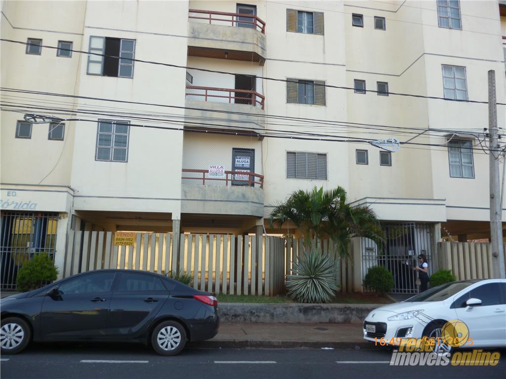 Apartamento residencial para locação, Santa Maria, Uberaba - AP0161.