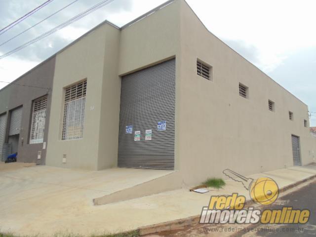Galpão comercial para locação, Conjunto Manoel Mendes, Uberaba - GA0089.