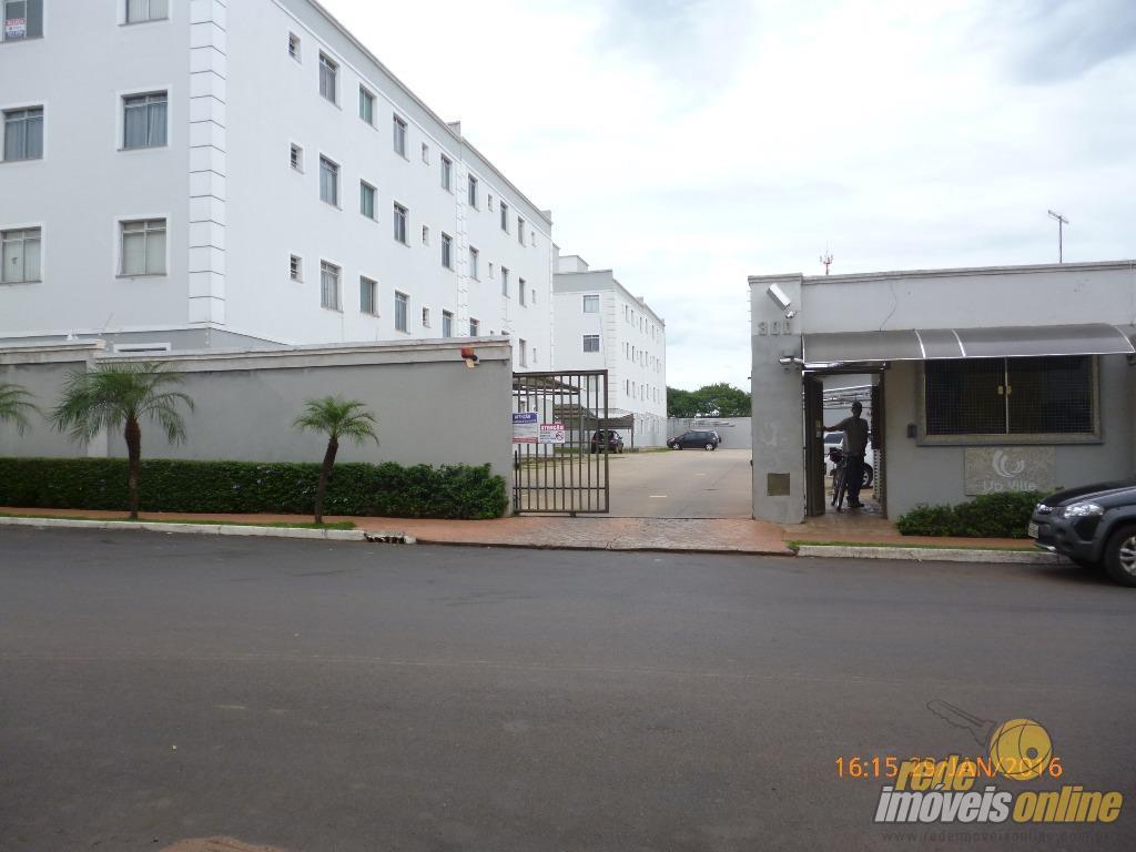 Apartamento residencial para locação, Universitário, Uberaba - AP0182.