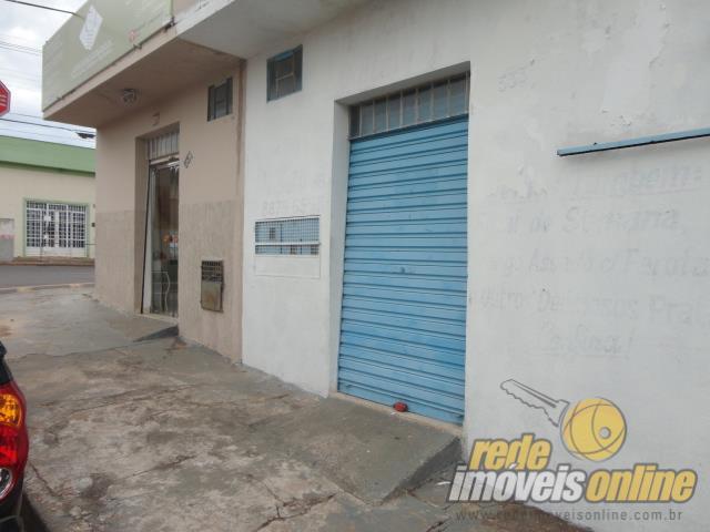 Ponto  comercial para locação, Conjunto Manoel Mendes, Uberaba.