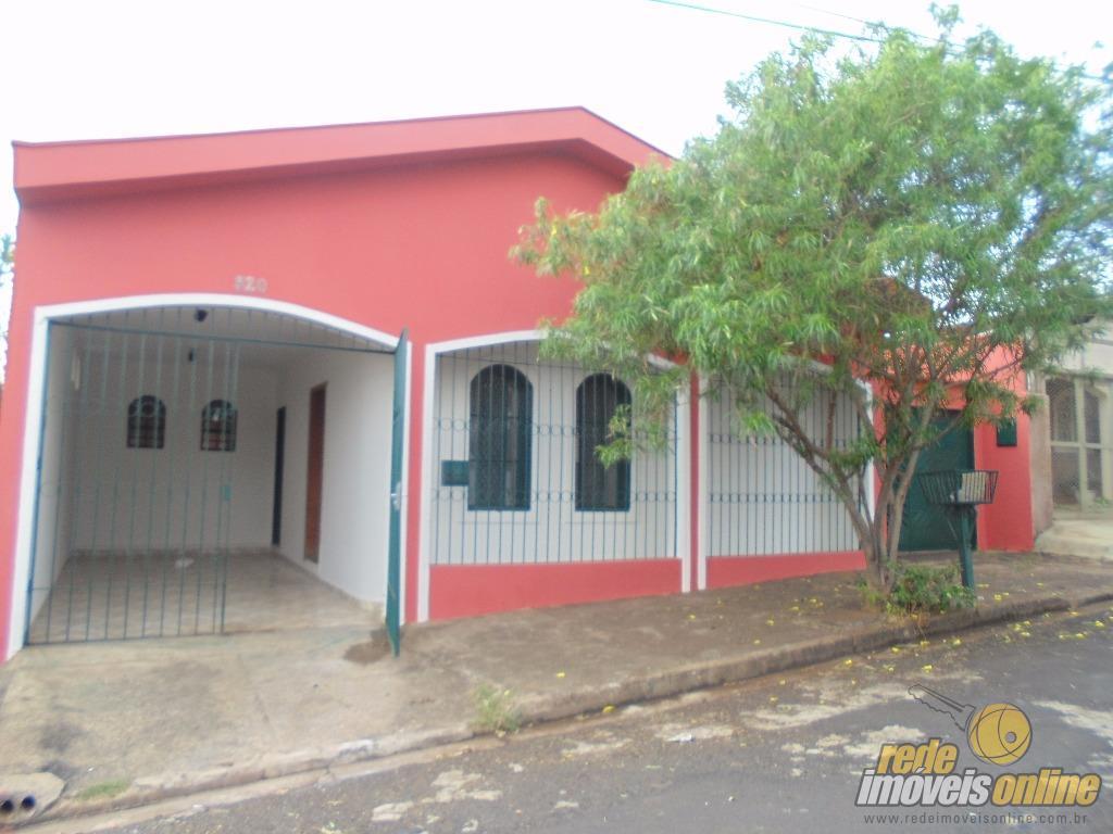 Casa venda e locação, Boa Vista, Uberaba - CA0141.