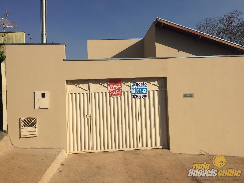 Casa residencial para locação, Recreio dos Bandeirantes, Uberaba - CA2237.