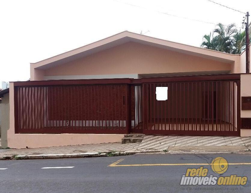Casa residencial para venda e locação, Mercês, Uberaba - CA1451.