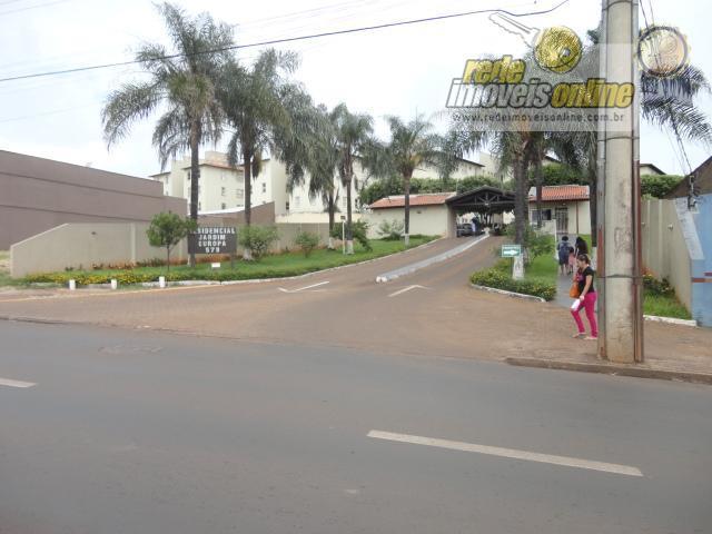 Apartamento residencial para locação, Parque do Mirante, Uberaba - AP1442.
