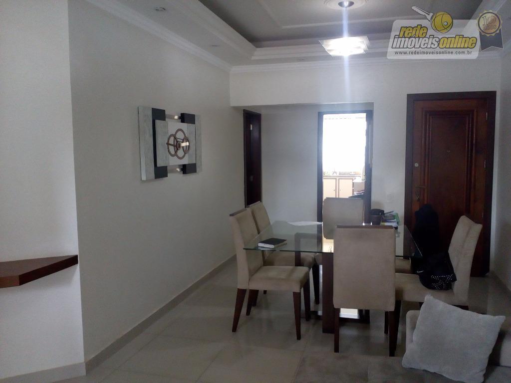 Apartamento residencial à venda, Centro, Uberaba - AP1476.