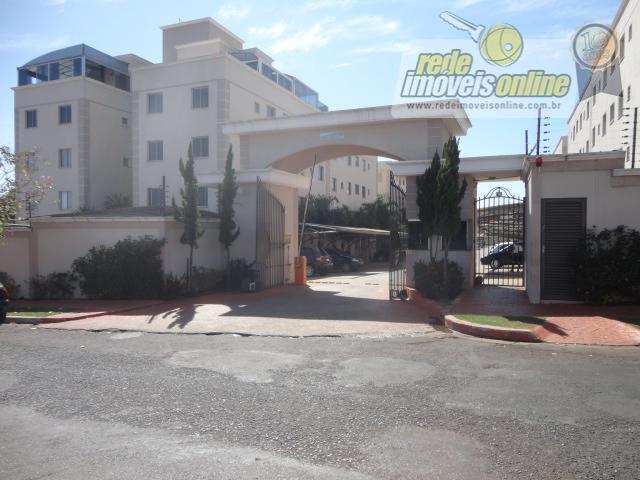 Apartamento residencial para locação, Cidade Jardim, Uberaba - AP0276.