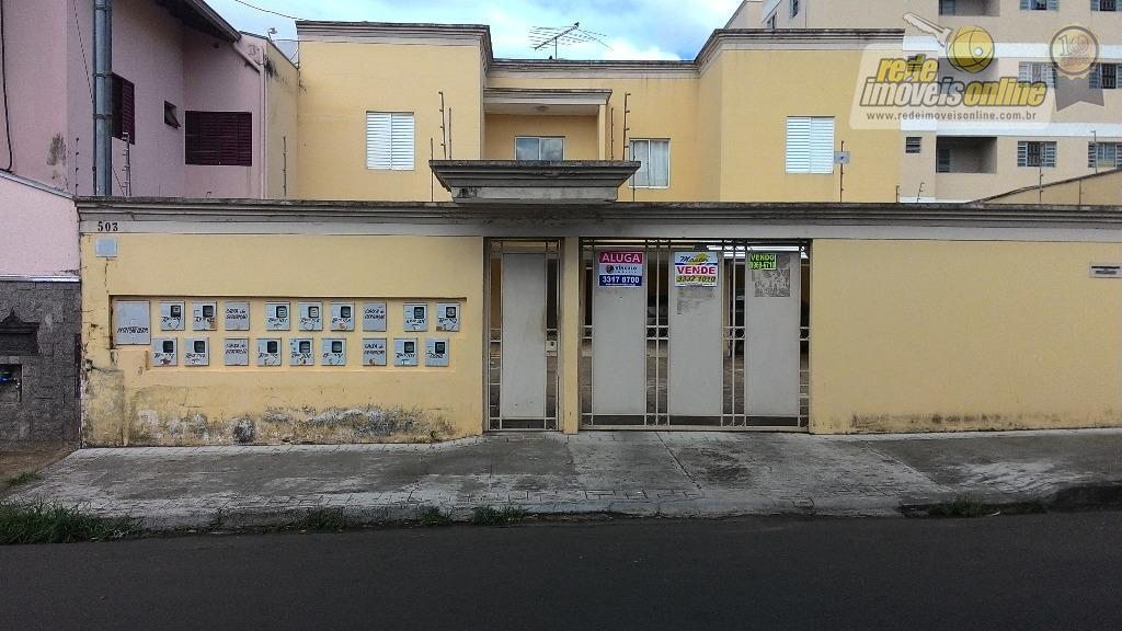 Apartamento residencial para venda e locação, Universitário, Uberaba - AP0653.