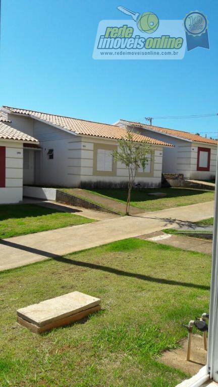 Casa residencial para venda e locação, Recreio dos Bandeirantes, Uberaba - CA0314.