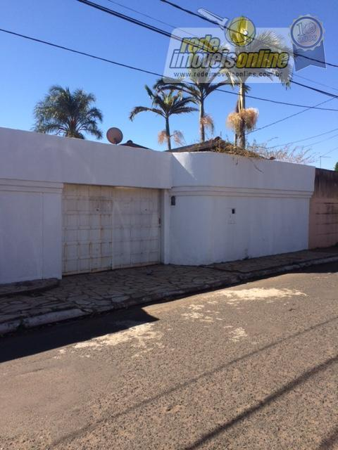 Casa residencial para venda e locação, Boa Vista, Uberaba - CA2478.