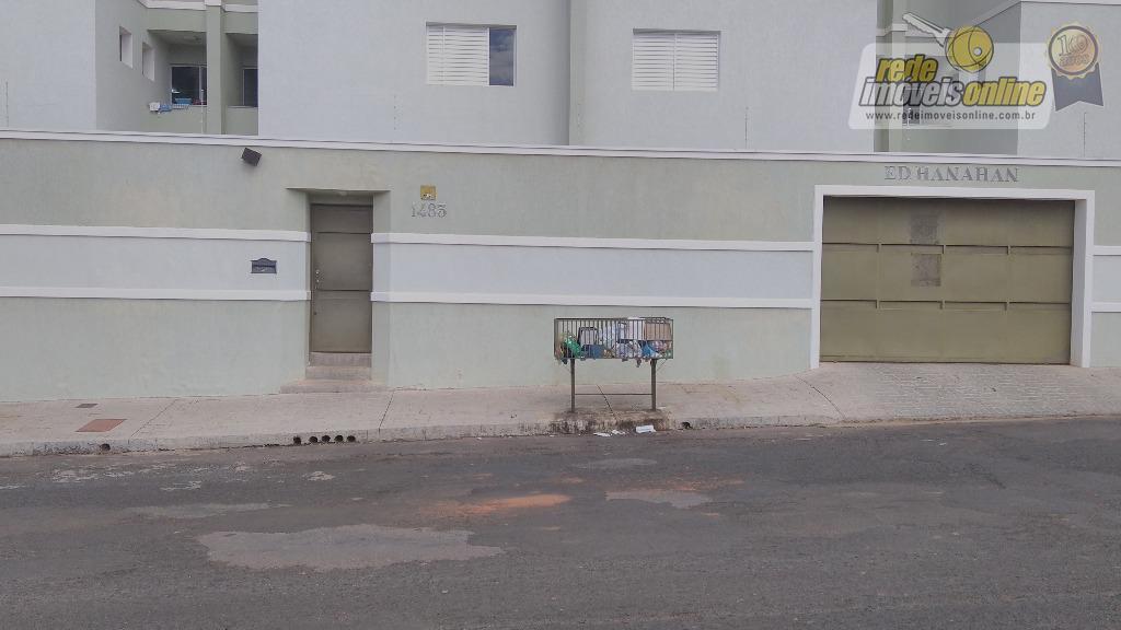 Apartamento residencial para locação, Universitário, Uberaba - AP0998.