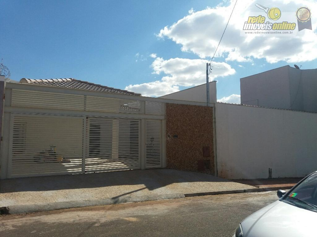 Casa residencial à venda, Vila Celeste, Uberaba.