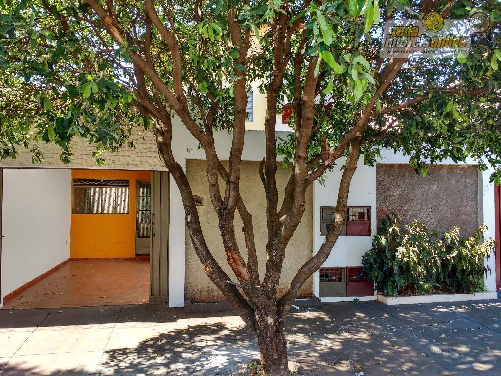 Casa residencial à venda, Santa Maria, Uberaba - CA1365.