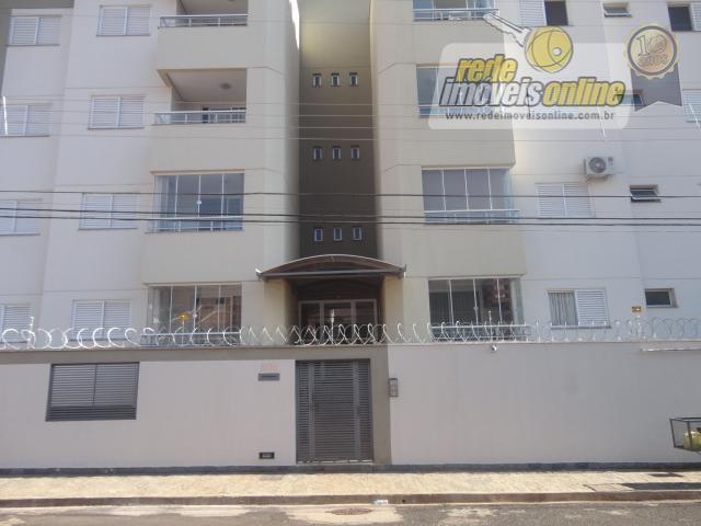 Apartamento residencial para locação, Estados Unidos, Uberaba - AP0514.