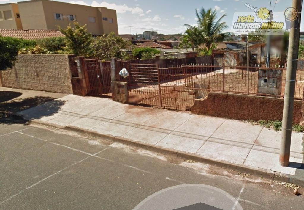 Terreno residencial à venda, Santa Maria, Uberaba - TE0450.
